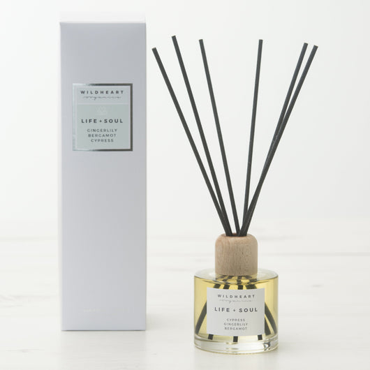 Life & Soul Luxury Organic Reed Diffuser