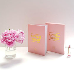 Pink Happiness Planner