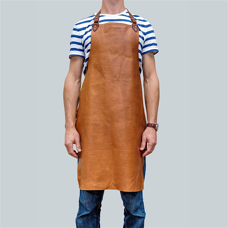 Leather Apron - Full Length Lightweight