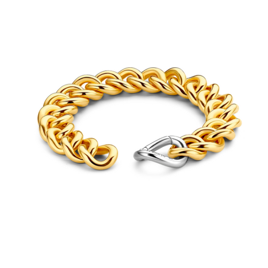 Cuban Link Gold Plated HVY TS