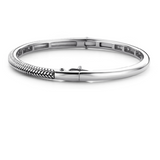 Silver Women Bangle Bracelet TS