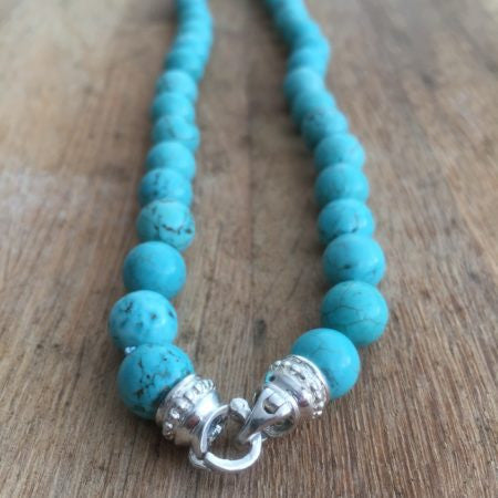 Turquoise Interchangeable Necklace