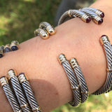 Mini Twist Bangle