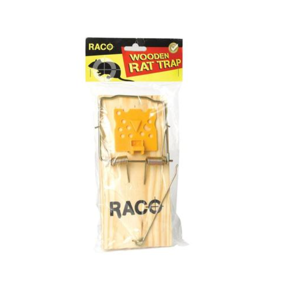 Raco Wooden Rat Trap