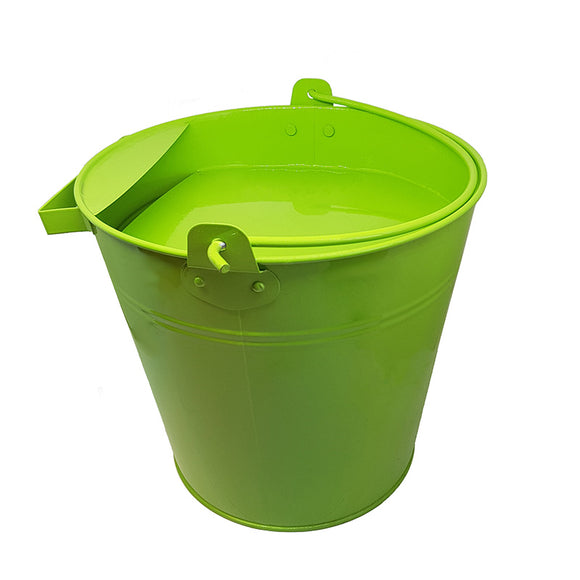 Hen Party 7L Bucket Drinker Citrus Green