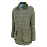 Albany Lambswool Waterproof Shooting Coat