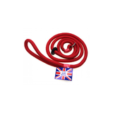 Bisley Loose Dog Slip Lead - Red