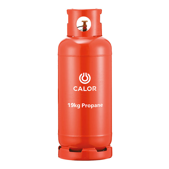 Calor 19kg Propane Gas Bottle