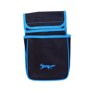 Cartridge Pouch - Black/Royal