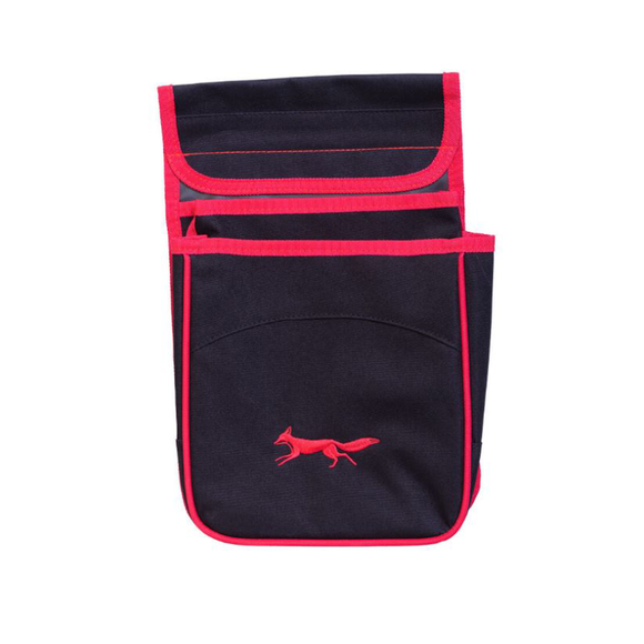 Cartridge Pouch - Black/Red