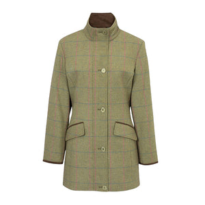 Combrook Ladies Coat - Juniper