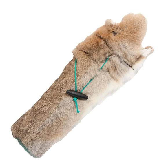 Furry Dog Dummy 1lb Rabbit Dummy