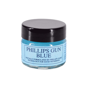 Gun Blue 20g Glass Jar