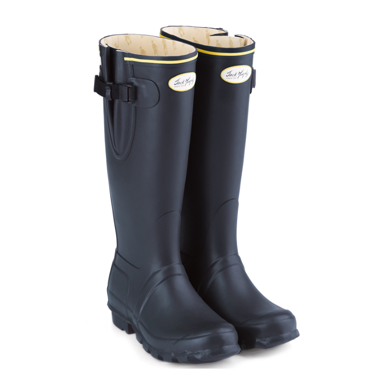Wicklow Wellington Boots - Navy