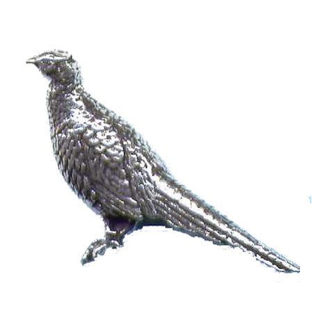 Pewter Pin No7. Partridge