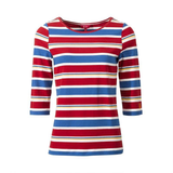 Maxine Top - Prime Stripe