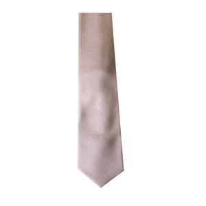 Soprano Wool Tie in Plain Fawn