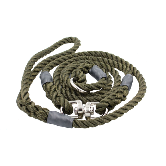 Swivel Slip Lead Green by Bisley