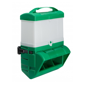Wise Mountable Feeder 10kg - Green