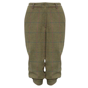 Alan Paine Combrook Ladies Tweed Breeks in Juniper