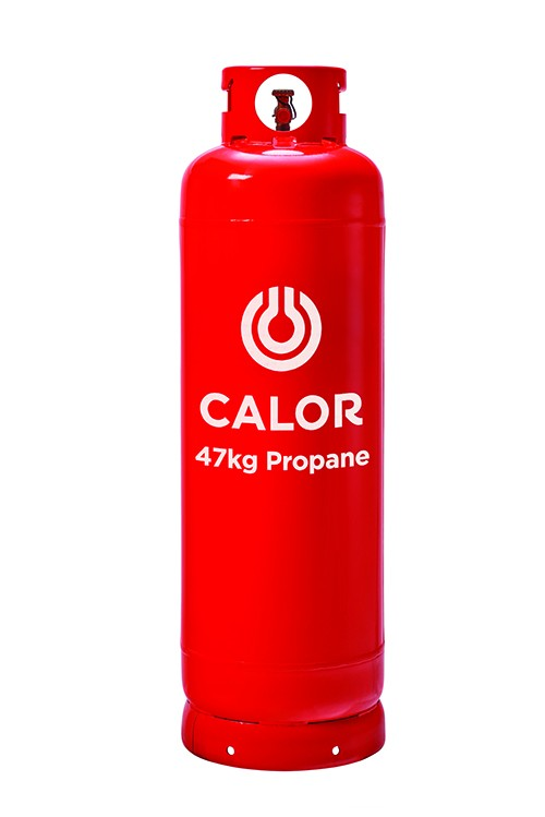 Calor 47kg Propane Gas Bottle