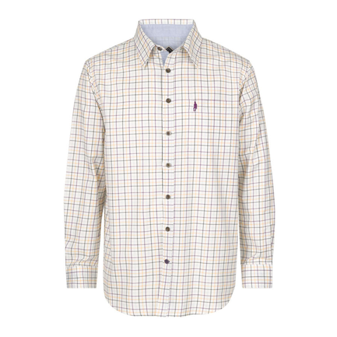 Exton Fleece Lined Shirt