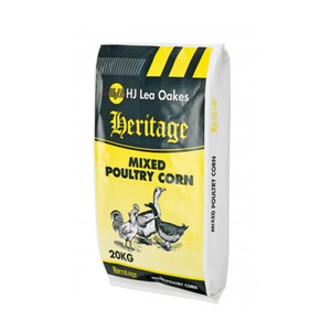 Heritage Mixed Poultry Corn