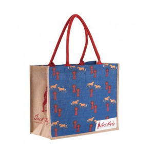 Jute Shopping Bag - Show Pony