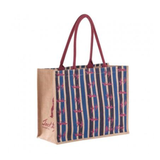 Jute Shopping Bag - Tweet