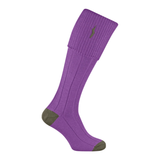 Imperial Shooting Sock - Mauve