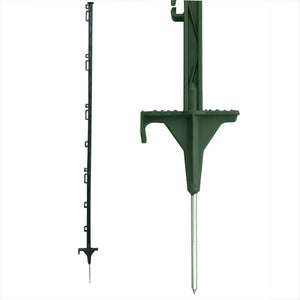 Electric Fencing Posts - Plastic (Single)