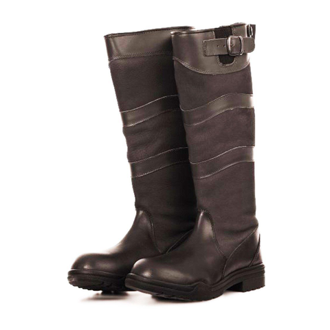 Calgary Riding Boot - Black