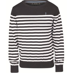 Simon Sweater - Super 8 Stripe