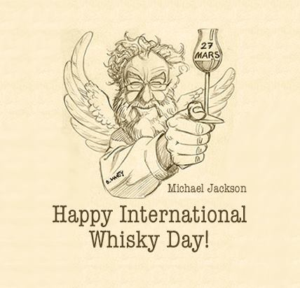 International Whisky Day 2018