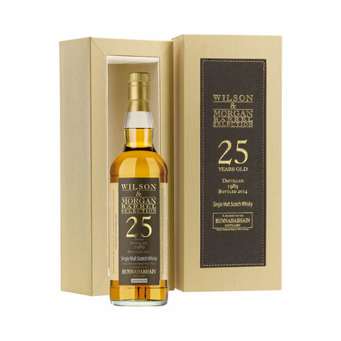 Acquista Whisky Bunnahabhain 1989 Sherry Finish - 25 years old - W&M