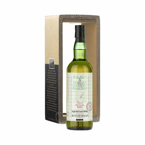 Acquista Whisky Bunnahabhain 2002 Traditional Oak - 14 years old - W&M