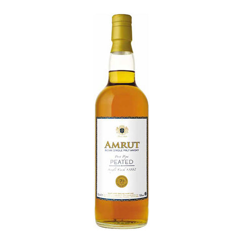 Acquista Whisky Amrut port pipe Peated Whisky