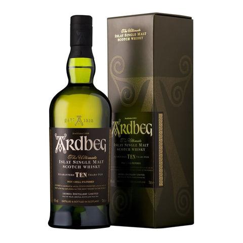 Acquista Whisky Ardbeg 10 years old