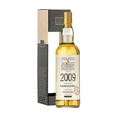 Acquista Whisky Ardmore 2009 Heavy Peated - Wilson & Morgan