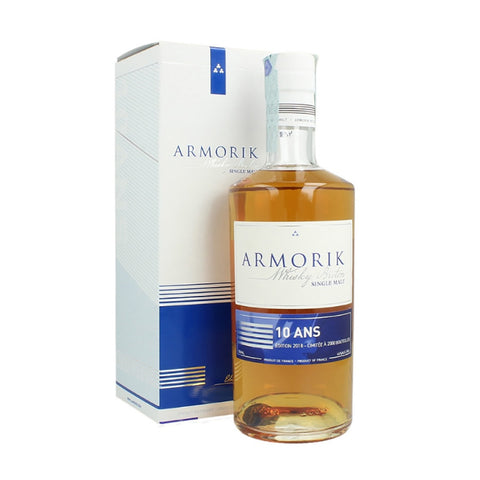 Acquista Whisky Armorik 10 years old single malt