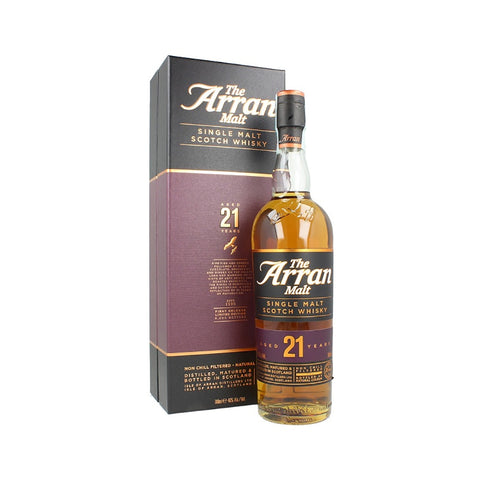 Acquista Whisky Arran 21 YO Batch 1
