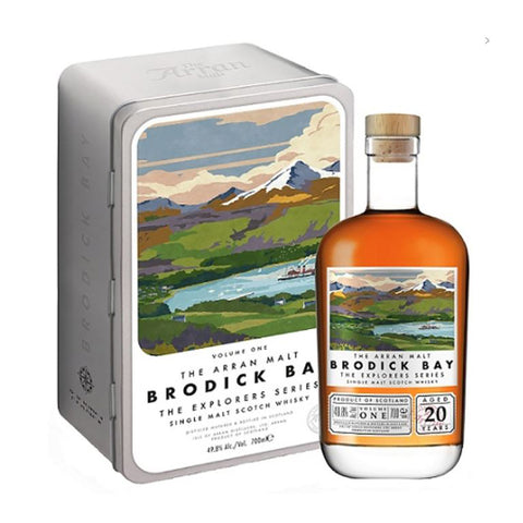 Acquista Whisky Arran Explorers Series Volume I - Brodick Bay