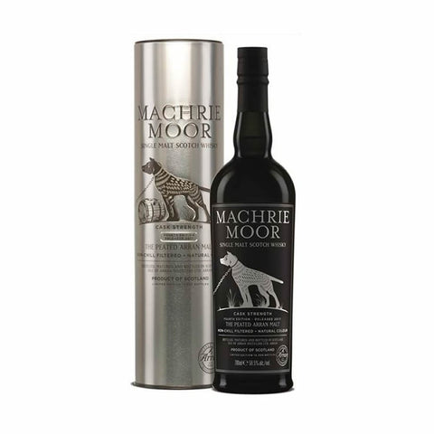 Acquista Whisky Arran Machrie Moor Cask Strength Batch 4