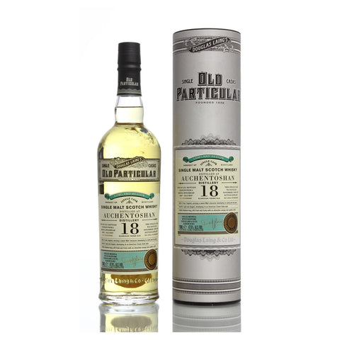 Acquista Whisky Auchentoshan 1997 - 18 years old  - Douglas Laing Old Particular
