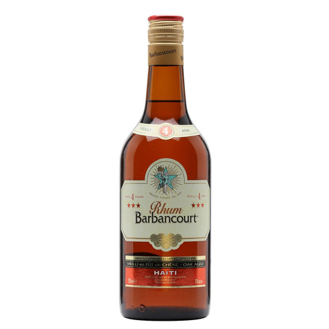 Acquista Rum Barbancourt 4 ans 3 Star Rhum