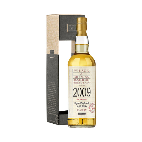 Acquista Whisky Beathan 2009 Heavy Peated 2nd Batch - Wilson & Morgan