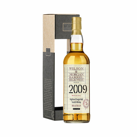 Acquista Whisky Beathan 2009 Heavy Peated - Wilson & Morgan