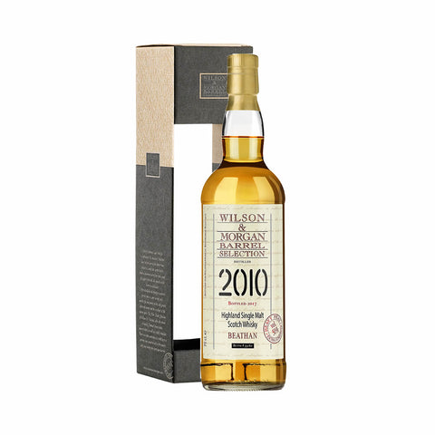 Acquista Whisky Beathan 2010 Heavy Peated - Wilson & Morgan