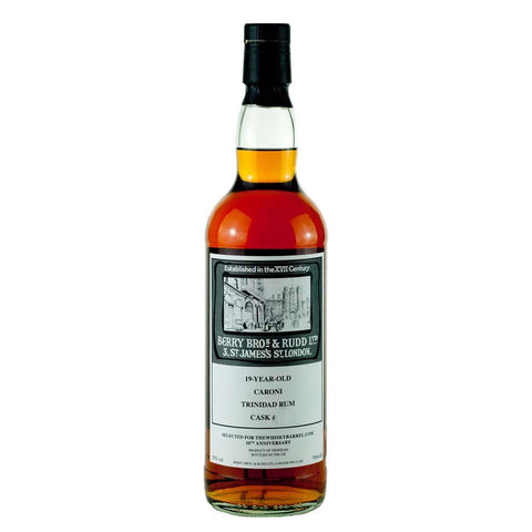 Acquista Rum Berry Bros & Rudd Rum Caroni 19 years old cask 117