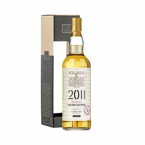 Acquista Whisky Caol Ila 2011 1st fill bourbon barrel - Wilson & Morgan